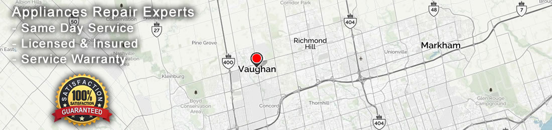Vaughan home appliance repair